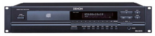 Denon DN-C615 CD/MP3播放器