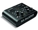 M-AUDIO M-track Plus M track 双
