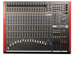 ALLEN&HEATH ZED-420 调音台