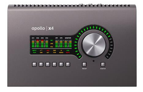 Universal Audio Apollo X4 音频接口